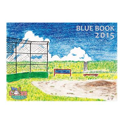 2015年度パシフィック・リーグ BLUE BOOK