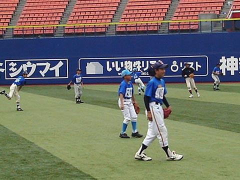 横浜ベイスターズ ジュニアチーム