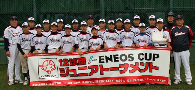 東京ヤクルトスワローズジュニアチーム