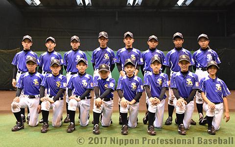 福岡ソフトバンクホークスジュニアチーム